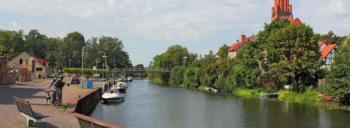 Promenade an der Havel