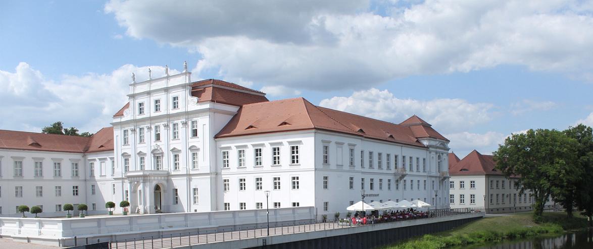 Foto vom Oranienburger Schloss