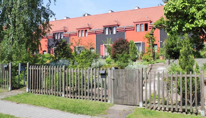 Wohnhaus im Kietzer Feld Berlin