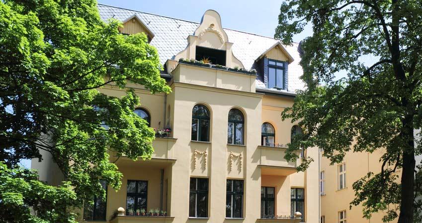 Mehrfamilienhaus in Berlin Friedrichshagen