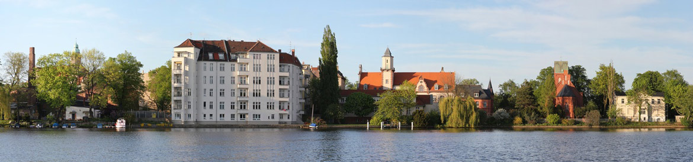 Panorama Berlin Rahnsdorf