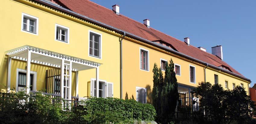 Tuschkastensiedlung in Berlin Bohnsdorf