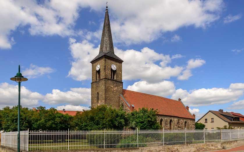 Dorfkirche in Hennickendorf