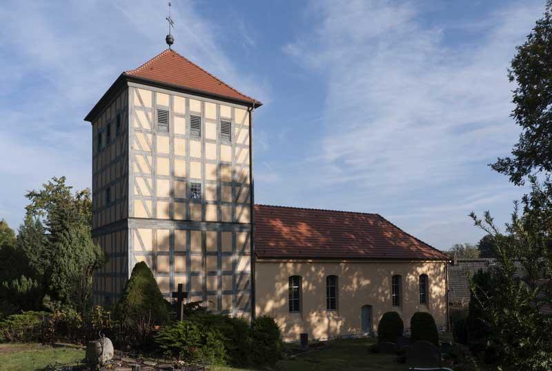 Dorfkirchhof Wandlitz Prenden