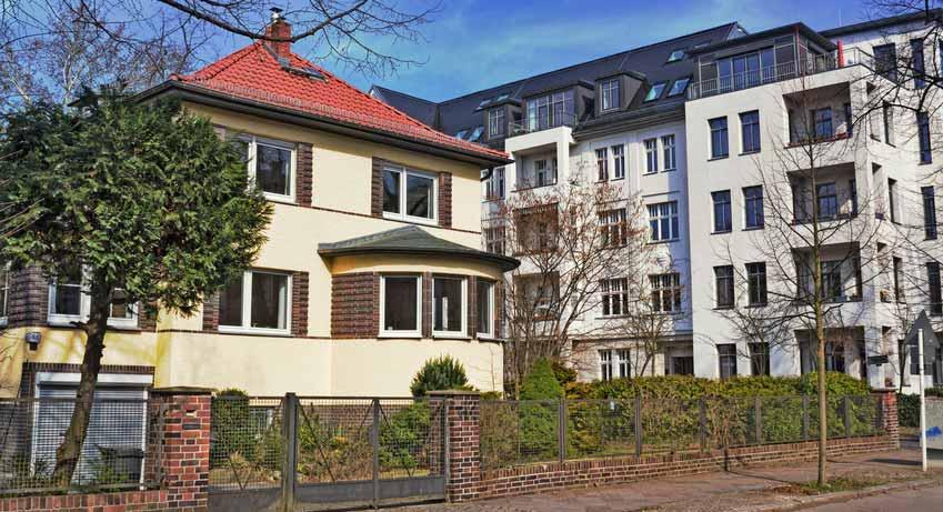Einfamilienhaus in Berlin französisch Buchholz