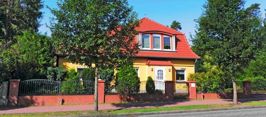 Einfamilienhaus in Eggersdorf