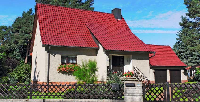 Einfamilienhaus in Gosen