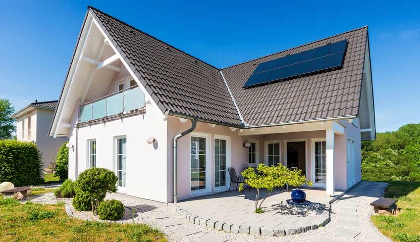Einfamilienhaus in Schönefeld