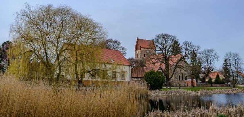 Historisches Dorfensemble Ahrensfelde