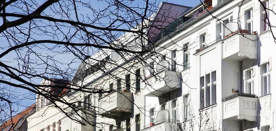 Mehrfamilienhaus in Berlin Niederschönhausen