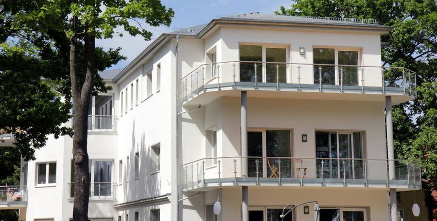 Modernes Wohnhaus in Berlin Grünau