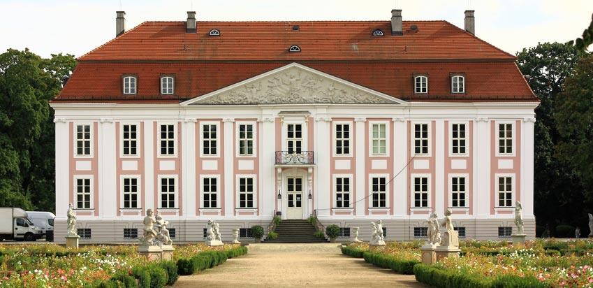 Schloss Friedrichsfelde in Berlin Lichtenberg