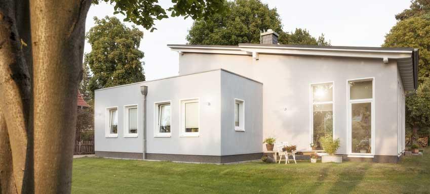 Einfamilienhaus in Basdorf
