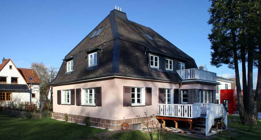 Einfamilienhaus in Berlin Niederschöneweide