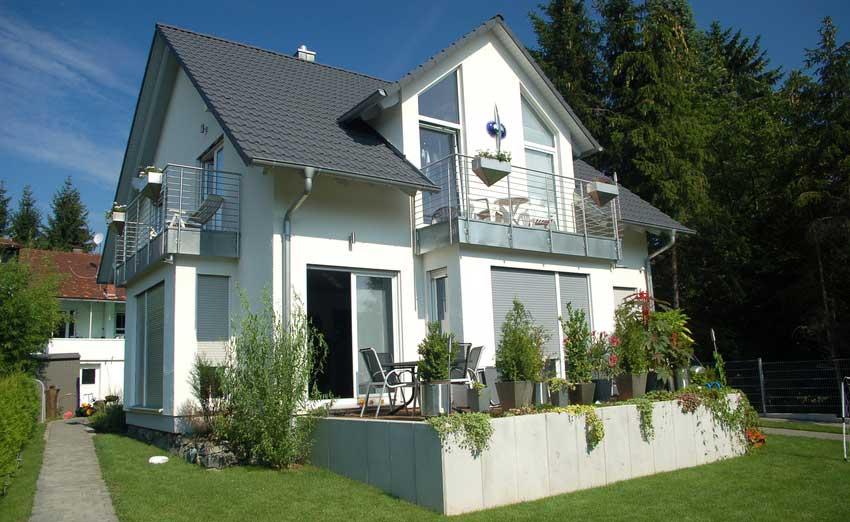Einfamilienhaus in Waldesruh