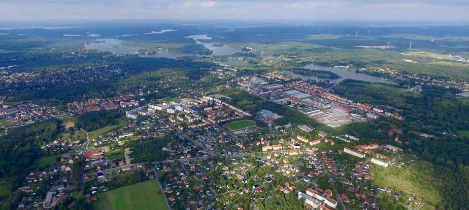 Luftaufnahme Königs Wusterhausen