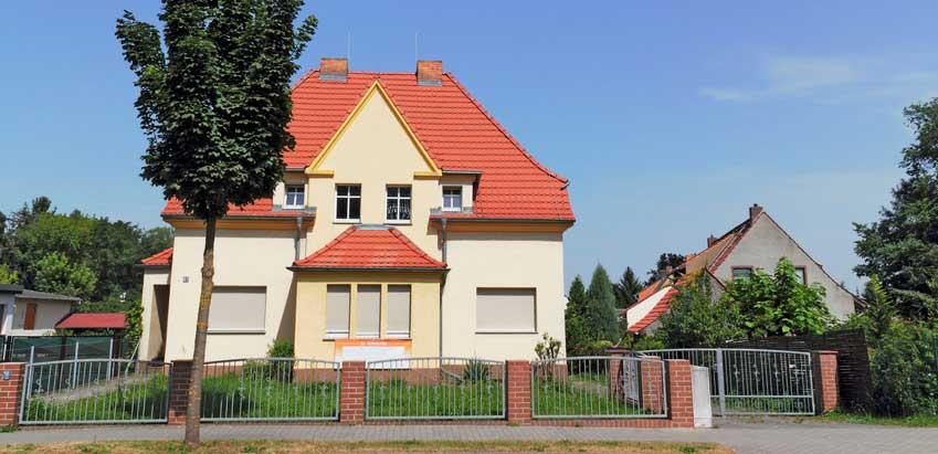 Wohnsiedlung Zühlsdorf