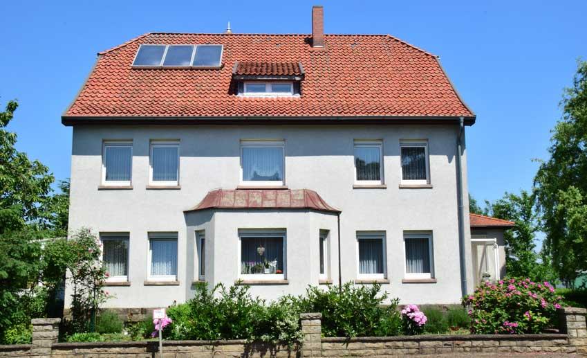 Zweifamilienhaus in Biesenthal